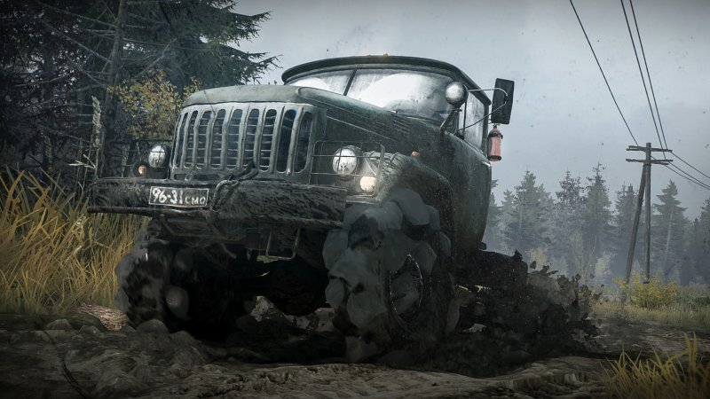 Spintires: MudRunner American Wilds Update 10 от 28.11.18 скачать